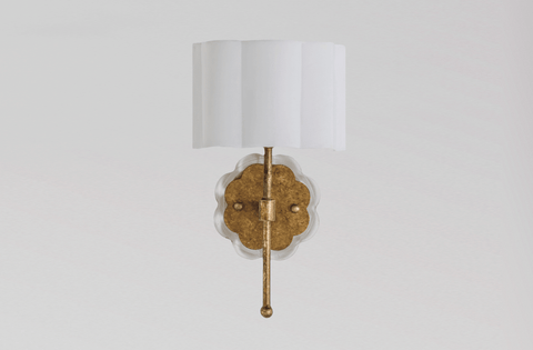 Shirley Sconce Gold