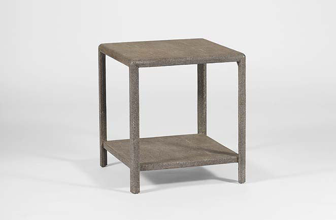 Daniel Shagreen Table
