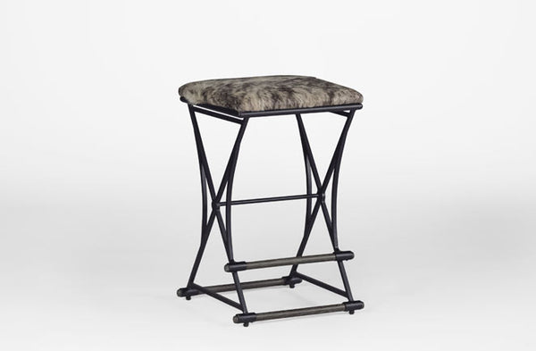 Shields Counter Stool Black