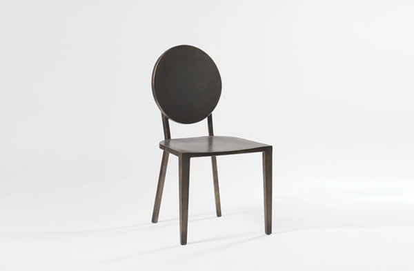Joyce Side Chair, Brass
