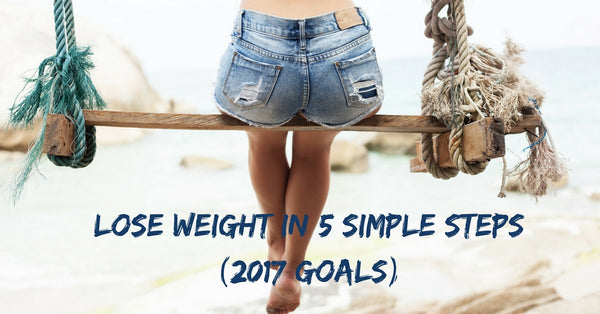Lose weight in 5 simple steps