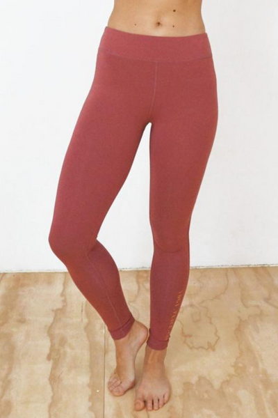 Acai Bamboo Leggings | Yogi Peace Club