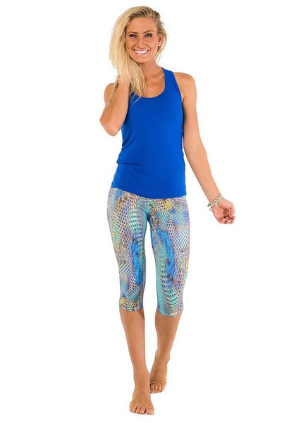 Chameleon 3/4 Leggings