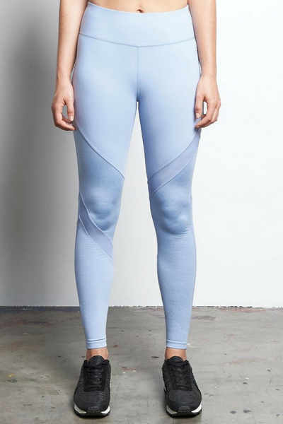 Ellera Asymmetric Tight | Powder Blue | M Active