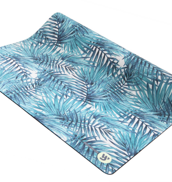 Frond Yoga Mat | Yellow Willow Yoga