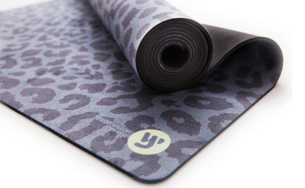 Leopard Yoga Mat | Yellow Willow Yoga