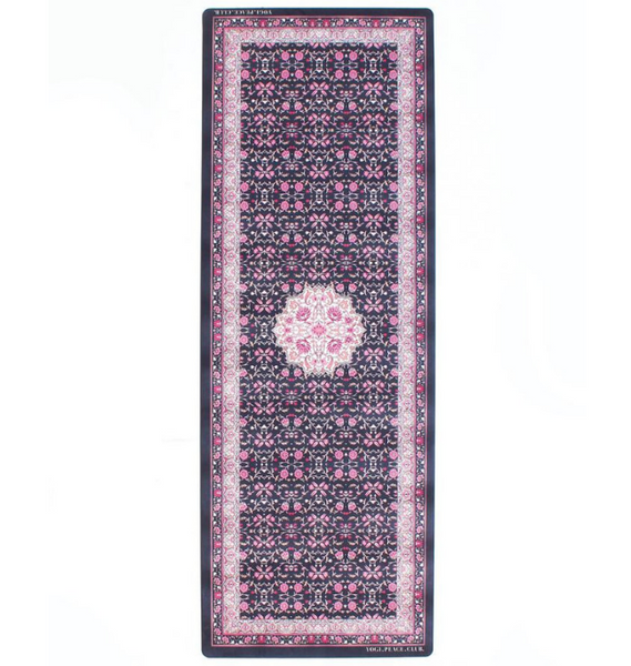 Lotus Pink Yoga Mat | Yogi Peace Club