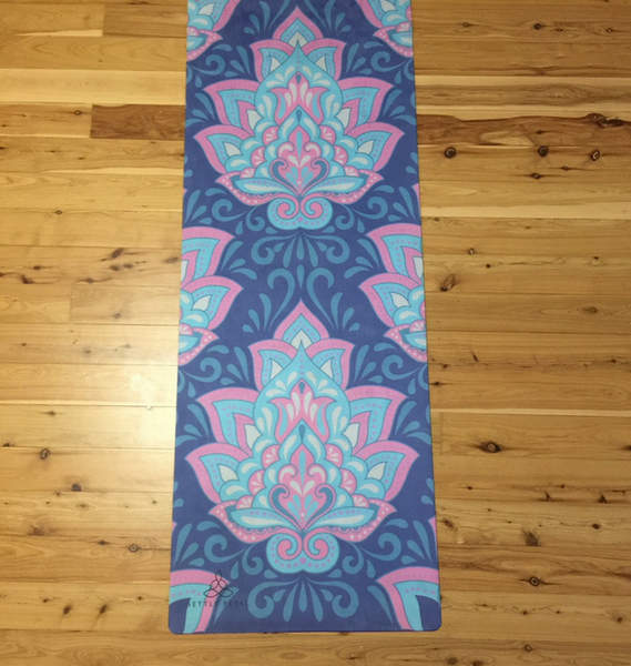 Zen Yoga Man | Settle Petal Yoga Mats
