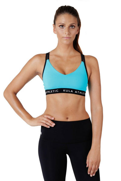Coco & Milly Bra | Caribbean | Kula Athletic