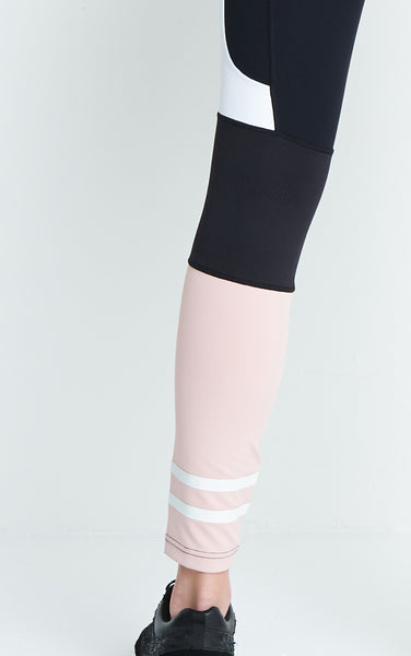 Meg Colour Block Tight | M Active