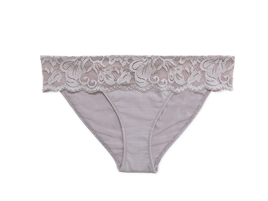 Astrid lace brief mauve