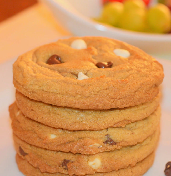 Double  Decadence  Chocolate Chip  Cookies