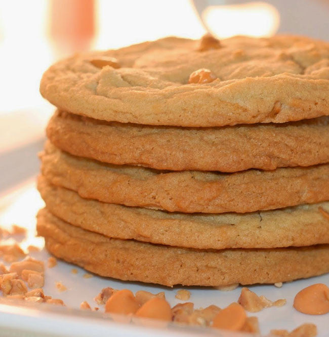 Butterscotch  Toffee Cookies - Dozen