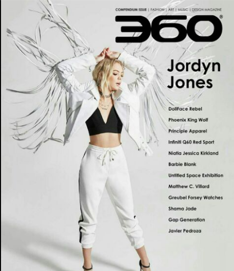 360 Magazine Feature