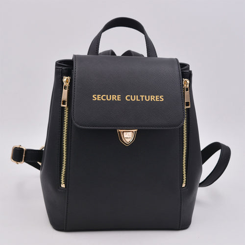 Women's  Bookbags - Secure Cultures