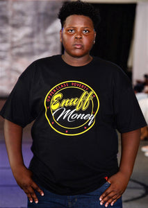 Enuff Money Tee - Secure Cultures