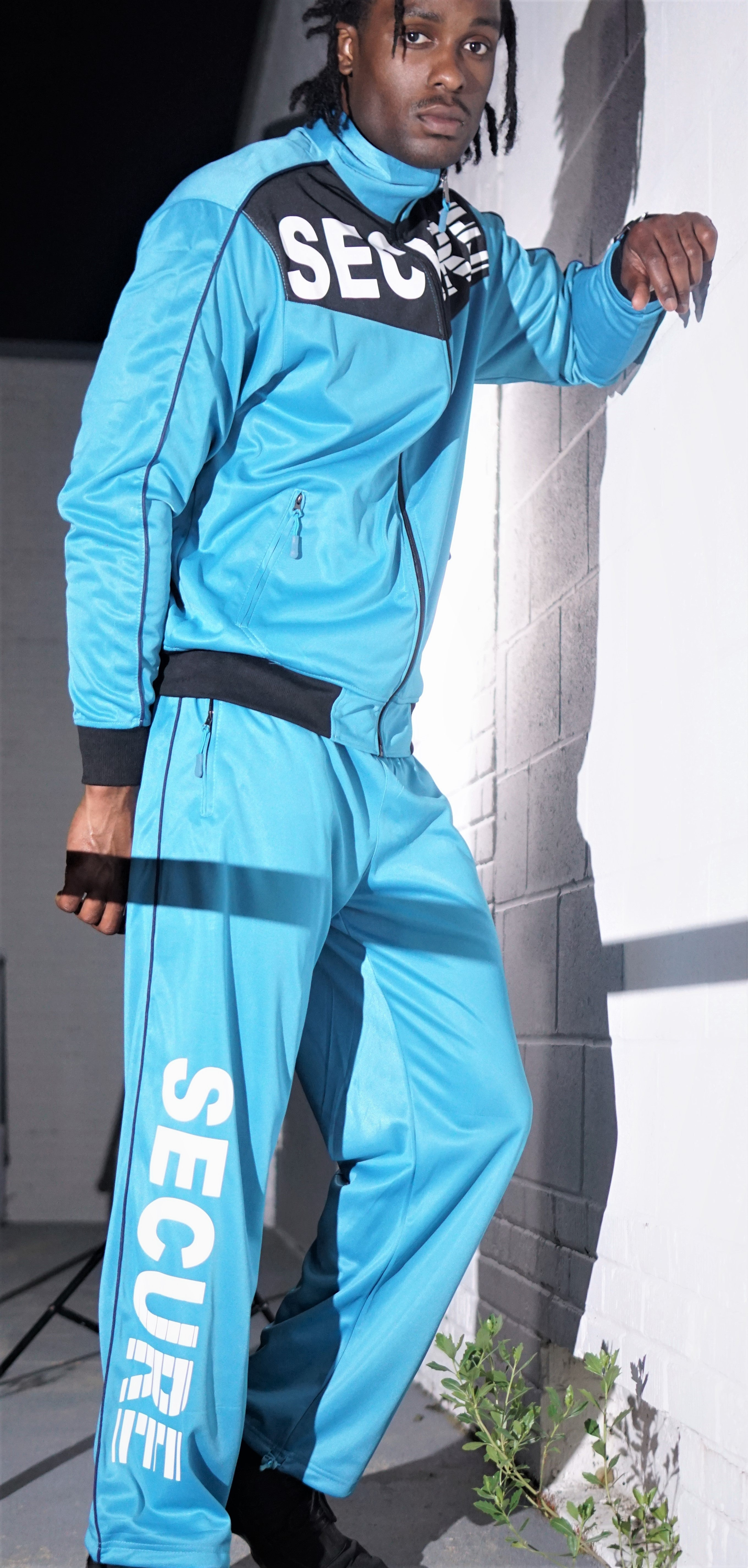 Zip Line Winbreaker Suit - Secure Cultures