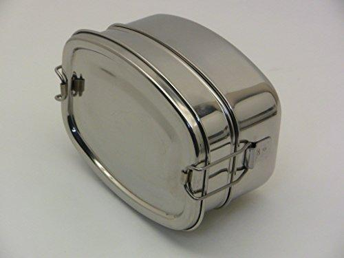 6db059f9b96f Stainless Steel Deluxe Lunch box