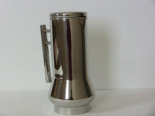 Stainless Steel Pitcher Or Jug - Model 2 - QUALWAYS LLC