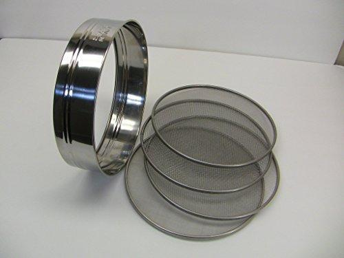 Stainless Steel 8.25 inch Mesh Sieve or Sifter