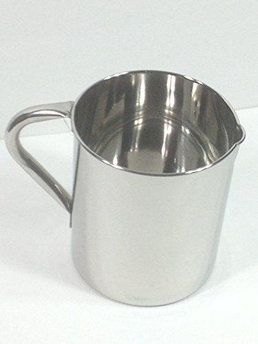 Stainless Steel 1.5 Quart (or 48 Oz) Beer Mug