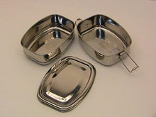 Stainless Steel Deluxe Lunch box - QUALWAYS LLC