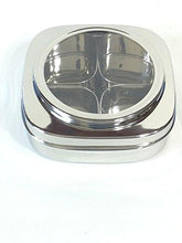 Stainless Steel Dry Fruit Container Model-2 - QUALWAYS LLC