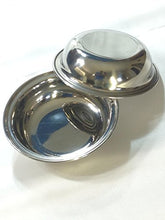 Qualways Stainless Steel 8 Oz Bowls Set Of 2, Stainless Steel Toddler Dish Set (Medium) - QUALWAYS LLC