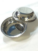 Stainless Steel Toddler Bowls Set Of  2 (Medium) - QUALWAYS LLC