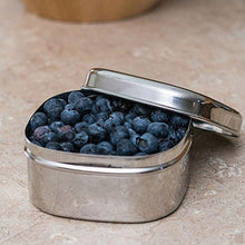 Stainless Steel Square Shaped Food Container - QUALWAYS LLC