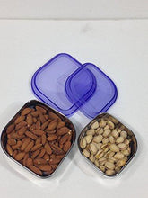 Stainless Steel 10 Oz and 6 Oz Snack Containers  Set Of 2 - QUALWAYS LLC