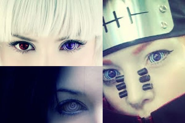 rinnegan sharingan sclera contacts