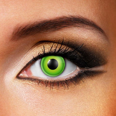 Hulk Crazy Contact Lenses