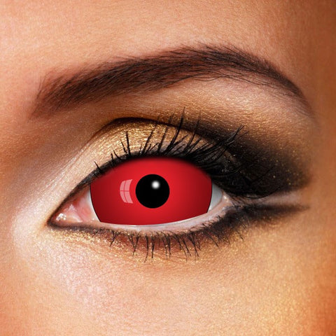 VAMPIRE RED SCLERA 22mm