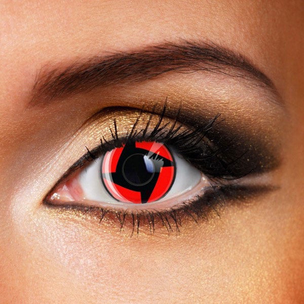 SHARINGAN NARUTO UCHIHA SHISUI CONTACTS
