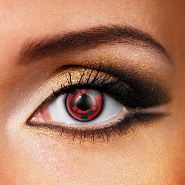 SHARINGAN MANGEKYOU - MADARA UCHIHA  CONTACT LENSES