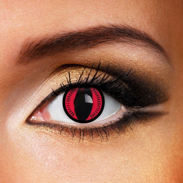 SHARINGAN NINE TAIL'S CRAZY CONTACTS LENSES