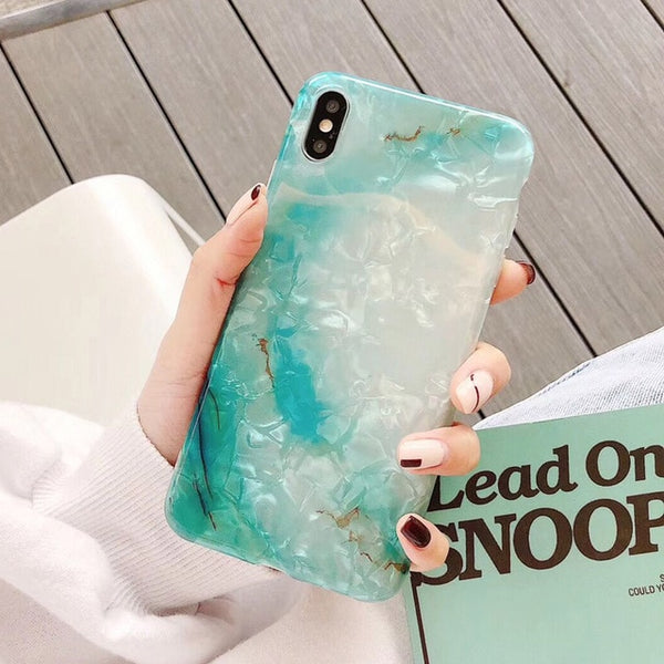Dream Conch iPhone Case - SnackBarShop