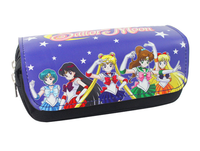 Sailor Moon Stationary Pouch - SnackBarShop