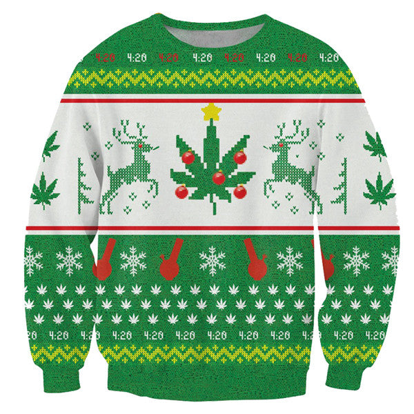 Fresh Prince Christmas Sweater - SnackBarShop