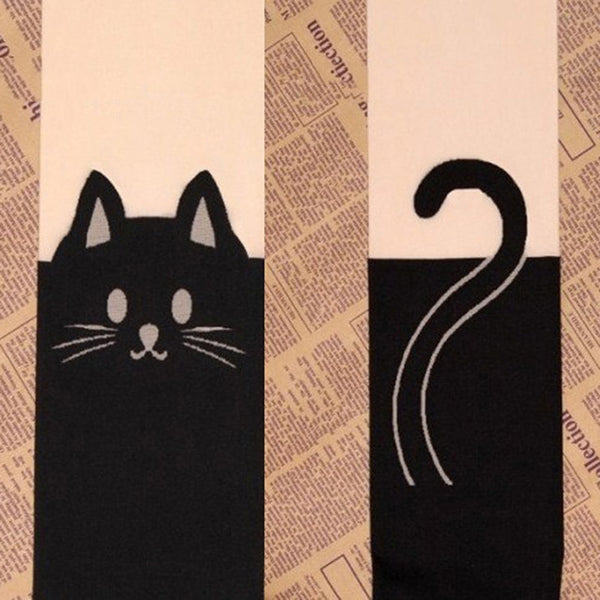 Cat Lady Stockings - SnackBarShop