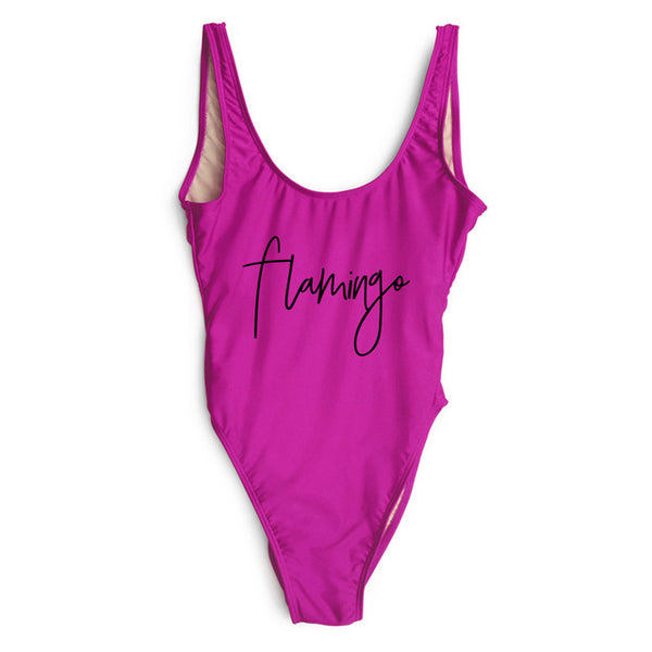 Flamingo Bodysuit - SnackBarShop
