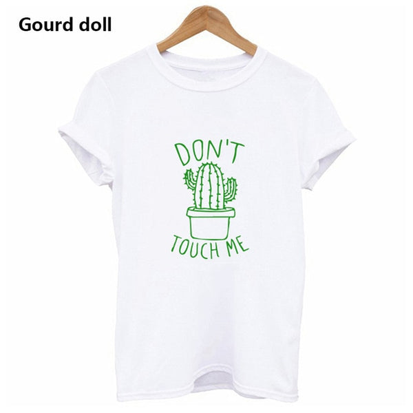 Don't Touch Me Tee - SnackBarShop