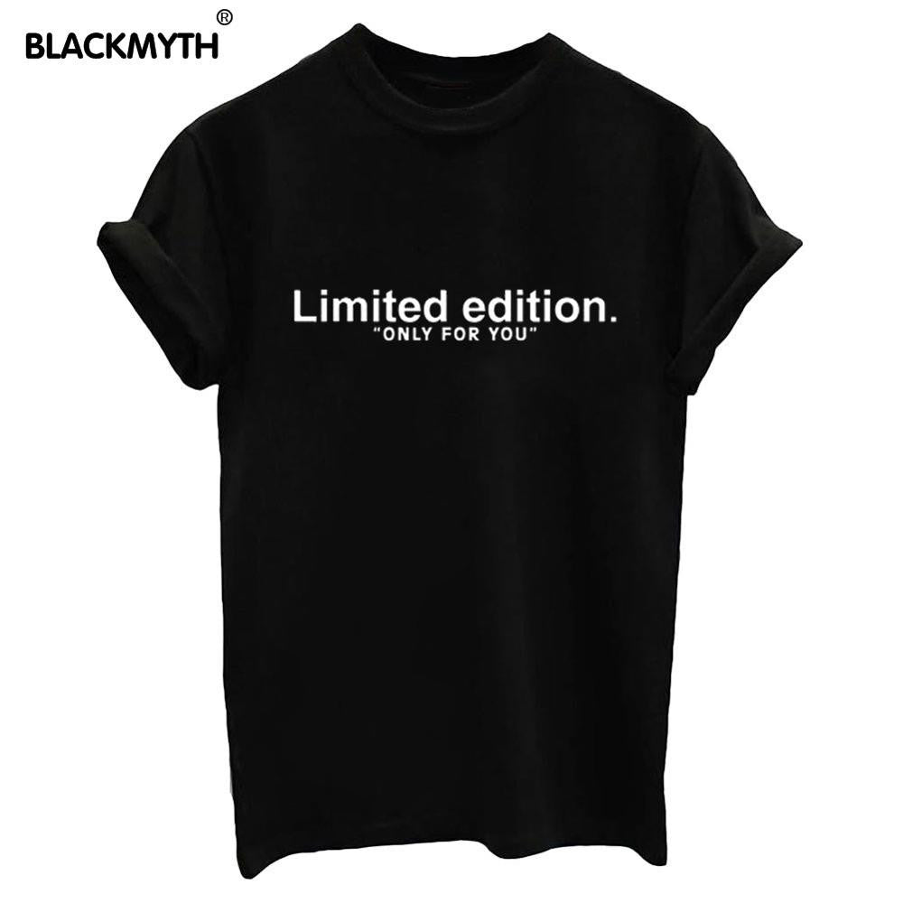 "Limited edition ""ONLY FOR YOU""  Printed Shirt"
