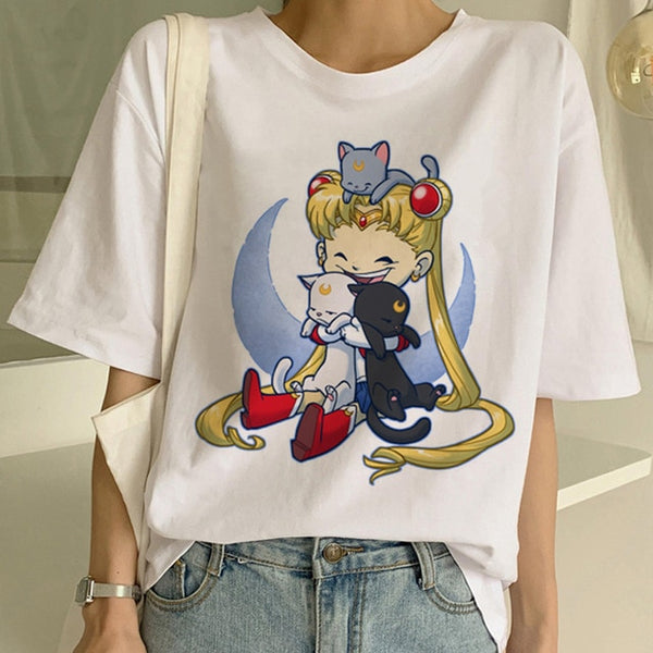 Baby Sailor Moon Tee - SnackBarShop