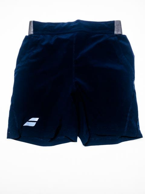 Babolat dry-fit shorts navy 10-12Y