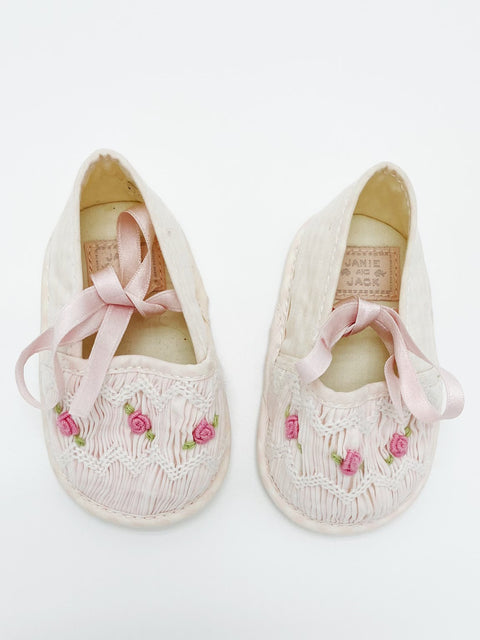 Janie & Jack shoes 0-3m