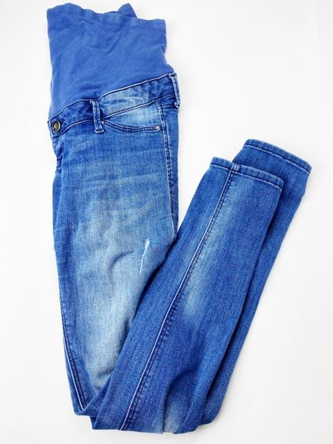 H&M Mama skinny jeans size US 8