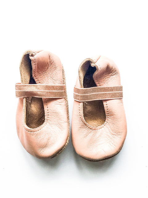 Ballet slippers size 3