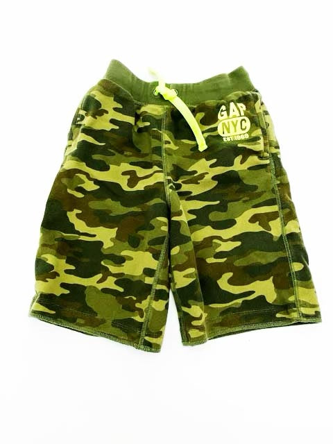 Gap gym shorts camo size 10